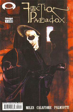 Faction Paradox Comic Book 1
