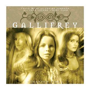 Gallifrey 2.1 Lies