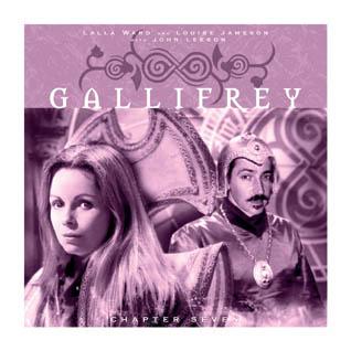 Gallifrey 2.3 Pandora