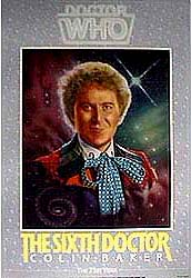 Sixth Doctor Poster (12' x 16.5')