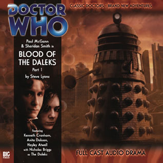 8th Doctor 1.1 Blood of the Daleks I