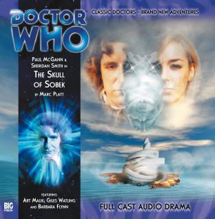 8th Doctor 2.4 Skull of Sobek