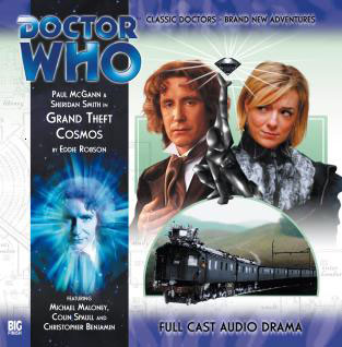 8th Doctor 2.5 Grand Theft Cosmos