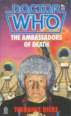 Ambassadors of Death, Stock No. T2223