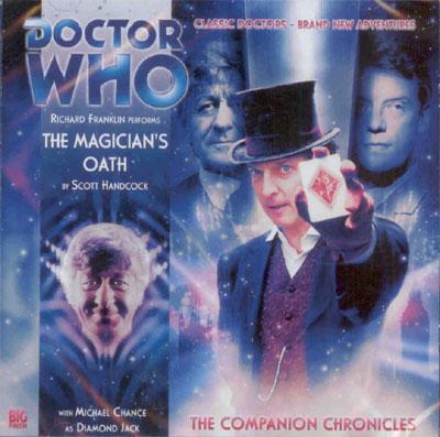 Companion Chronicles 3.10 Magicians Oath