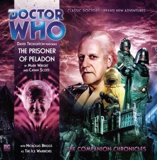 Companion Chronicles 4.3 Prisoner of Peladon