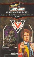 Vengeance on Varos Book (Paperback)