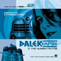 Dalek Empire 1.2 The Human Factor CD