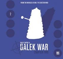 Dalek Empire 2.2 Dalek War 2 CD