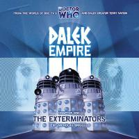 Dalek Empire 3.1 The Exterminators CD