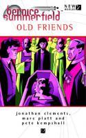Old Friends Book (Hardback)