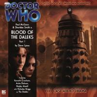 8th Doctor 1.1 Blood of the Daleks I CD