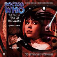 Companion Chronicles 1.2 Fear of the Daleks CD