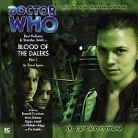 8th Doctor 1.2 Blood of the Daleks II CD