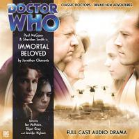 8th Doctor 1.4 Immortal Beloved CD