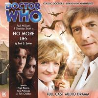 8th Doctor 1.6 No More Lies CD