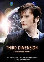 Third Dimension Book (Paperback)