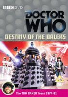 Destiny of the Daleks DVD