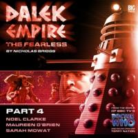 Dalek Empire 4.4 The Fearless 4 CD