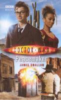 Peacemaker Book (Hardback)