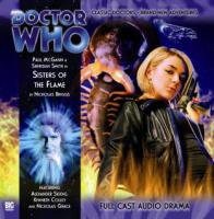 8th Doctor 2.7 Sisters of the Flame CD