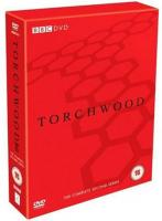 Torchwood Season Two DVD
