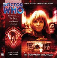 Companion Chronicles 3.3 Doll of Death CD
