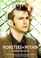 Monsters Within Book (Paperback)
