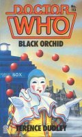 Black Orchid, Stock No. T1724 Book (Paperback)