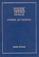 Citadel of Dreams Book (Hardback)