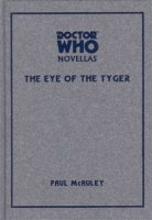 Eye of the Tyger Book (Hardback)