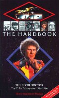 Sixth Doctor Handbook, Stock No. NF0044 Book (Paperback)