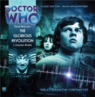 Companion Chronicles 4.2 Glorious Revolution CD