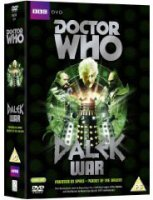 Dalek War DVD