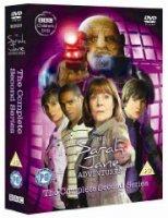 Sarah Jane Adventures Season 2 DVD