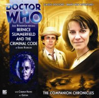 Companion Chronicles 4.6 The Criminal Code CD