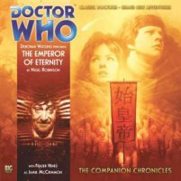 Companion Chronicles 4.8 Emperor of Eternity CD
