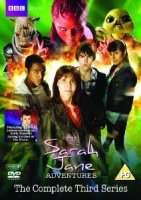 Sarah Jane Adventures Season 3 DVD