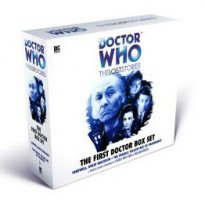 First Doctor Boxset CD