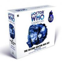 Second Doctor Boxset CD