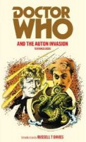 Auton Invasion Book (Paperback)
