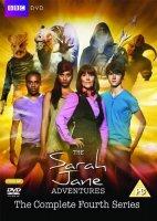 Sarah Jane Adventures Season 4 DVD