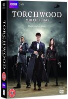 Torchwood Miracle Day DVD