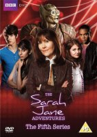 Sarah Jane Adventures Season 5 DVD