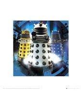 Daleks Art Print Memorabilia