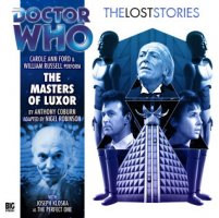 Masters of Luxor CD