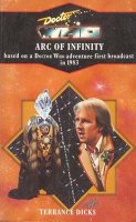 Arc of Infinity, Stock No. T2730 Book (Paperback)