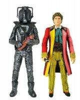 Sixth Doctor and Cyberman Memorabilia