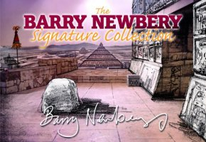 Barry Newbury Signature Collection Book (Paperback)
