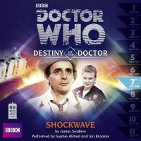 Destiny of the Doctor 7 Shockwave CD